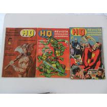Hq Revista Especializada Quadrinhos! Várias! R$ 10,00 Cada!
