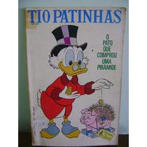 Gibi Tio Patinhas 65 Editora Abril - Dezembro 1970
