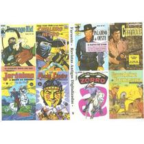 Dvd - Revistas De Faroeste Antigas Digitalizadas 1