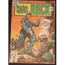 O Herói Nº 09 (2ª Série) - Sarg Rock - Ebal - 1978