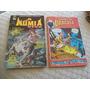 A Mumia Viva Nº 3 E A Tumba De Dracula Nº 13 - Bloch -