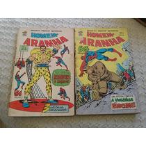 Bloquinho Especial Apresenta Homem-aranha Nº 17 - Bloch 1976