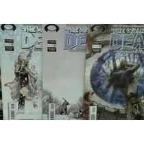 Revista Em Quadrinhos The Walking Dead Pack Edições 7,8 E 9