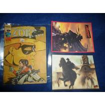 Zorro Nº 2, Maio De 1977, 4ª Série, Editora Ebal, Raridade