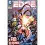 Edge N° 2 Os Novos 52 ! O Fim Do Mundo Dc Comics