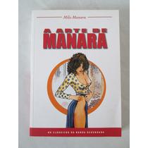 A Arte De Manara - Milo Manara - 2004