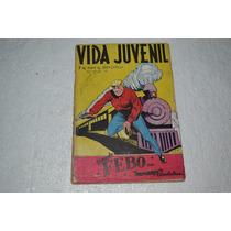 Vida Juvenil 124 - Editora Vida Domêstica- Ano 1955 Raro