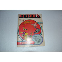 Eureka 1 Editora Vecchi Ano 1974