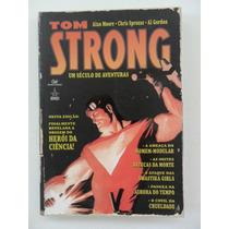 Tom Strong Um Século De Aventuras! Alan Moore! Devir 2005!