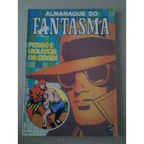 Almanaque - Fantasma Nº 8 E 13 - Ed. Rge 1981