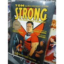 Tom Strong Alan Moore Devir Editora Lacrado 2 Volumes