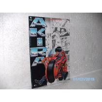 Hq Akira Nº01-katsuhiro Otomo Ed.globo-obs*p/colecionador-fj
