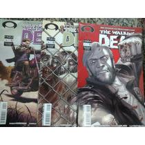 Revista Em Quadrinhos The Walking Dead Pack Ed 01 Até 09