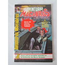 Aventuras Macabras Nº 8 - Ano 1 - Raro - Bloch