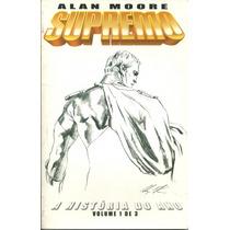 Supremo - A História Do Ano Nº 01 De 03 - Alan Moore