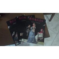 Bórgia - Vol 1,2 E 3 Jodorowsky & Milo Manara Quadrinho