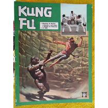 Kung Fu N.º 31 - Editora Ebal, Abril 1977, Raridade Excelent