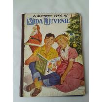 Gibi Almanaque Vida Juvenil 1956 Vida Domestica Leia Anuncio