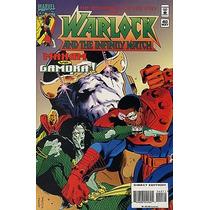 Gibi Warlorck Super Heróis Marvel Antigo Americano