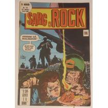 O Herói Nº 10 (2ª Série) - Sarg Rock - Ebal - 1978