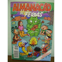 Gibi Almanacão De Ferias Turma Da Mônica N. 17 1995