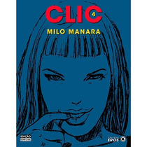 Clic 4 - Quadrinhos - Milo Manara