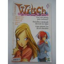 As Bruxinhas Witch #04 Ano 2002