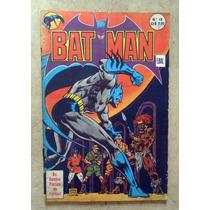 Gibi Batman Numero 19 - As Quatro Portas Do Perigo
