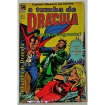 Capitão Mistério Apresenta - A Tumba Do Drácula - Nº14 Bloch