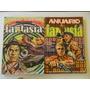 Fantasia! Várias! Quadrinhos Argentinos! Em Espanhol!