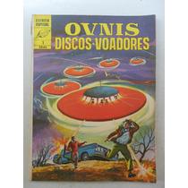 Estréia Espacial Nº 1! Ovnis Discos Voadores! Ebal 1982!