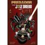 Predador Versus Juiz Dredd Versus Aliens - Novo E Lacrado