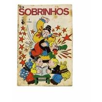 Rara Revista Em Quadrinhos: Os Sobrinhos Do Capitao , Nº 1