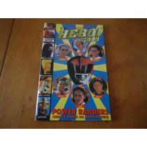 Revista Heroi Gold 49 Power Rangers Ultraseven