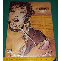 El Gaucho - Milo Manara - Em Português - Livro Novo