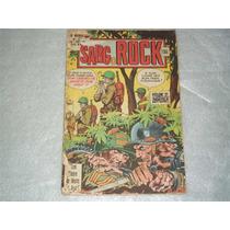 Hq Gibi Sarg Rock Nº 18 Junho 1979 Ebal Kanigher & Redondo