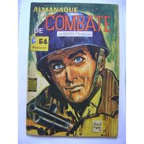 Almanaque De Combate No.2 Ano 1972 Ed Taika Leia Descrições!