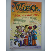 As Bruxinhas Witch #41 Ano 2005 Férias