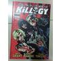 Livro Hq Killogy - Uma História De Zumbis Com Marky Ramone