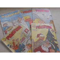 Hq Pimentina Lote Com 5 Revistas Raras Anos 1960 Compre Já