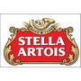 Adesivo Cerveja Stella Artois Recorte A Laser Tamanho Person