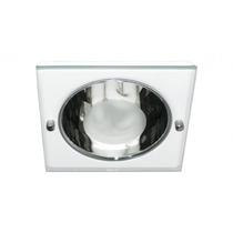 Luminária Quad. Embutir P/lâmpada Fluorescente 20w- Bn4086