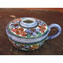 Antiga Lamparina De Ceramica. #7126