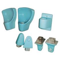 Louças Antigas De Banheiro (50 / 60s)
