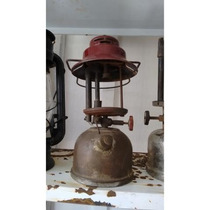 Lampiao Antigo Metal Ferro Ágata Ano 1950 Lamparina