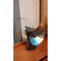 Antigo Lampião A Carbureto Lamparina Lindo Iluminaçao Antiga