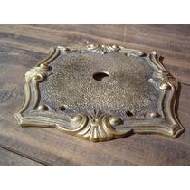 Espelho De Bronze Antigo Para Antena Cabo Caçadorescuritiba