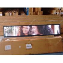 Painel De Led, 2mx40cm Full Color Suporta Vídeos, Fotos Rgb