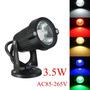 3.5w Ac 85-265v 450-500lm Ip65 Impermeável Luz De
