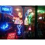 Luminosos Em Neon Personalizados Coca Bud Heineken Harley